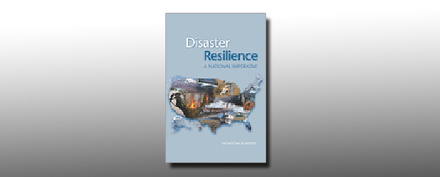 Pre-publication copies of a forthcoming report Disaster Resilience: A National Imperative are available on the National Academies Press website. A summary version of the book is also available. Pre-orders for […]
